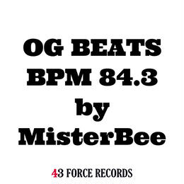 OG BEATS BPM 84.3 by MisterBee(ダウンロード商品)