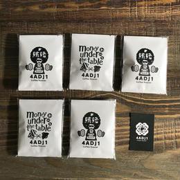 プチギフト「わいろドリップバッグ」10個セット(コーヒー)