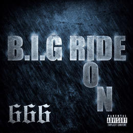 [CD]B.I.G RIDE ON/666