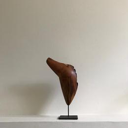木のオブジェ|福井 守