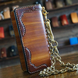 light wood brown ロング01