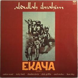 Abdullah Ibrahim – Ekaya (Home)