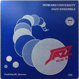 Howard University Jazz Ensemble – Jazz Huse '83
