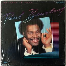 Paul Beasley ‎– My Soul Is Free