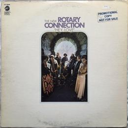 New Rotary Connection, ‎The – Hey, Love