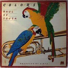 Raul De Souza – Colors