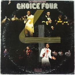 Choice Four, The ‎– The Finger Pointers
