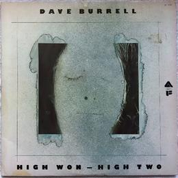 Dave Burrell – High Won - High Two