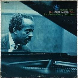 Barry Harris Trio, The – Magnificent!