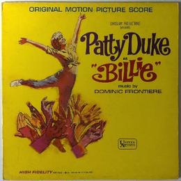 "O.S.T. Patty Duke ""Billie"" ‎– Dominic Frontiere"