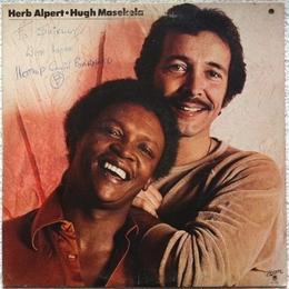 Herb Alpert, Hugh Masekela – Herb Alpert・Hugh Masekela