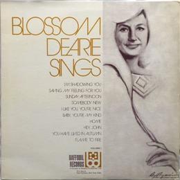 Blossom Dearie – Blossom Dearie Sings