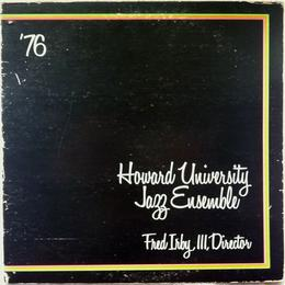 Howard University Jazz Ensemble – '76