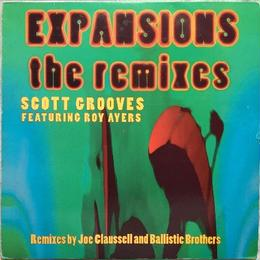 Scott Grooves Featuring Roy Ayers ‎– Expansions (The Remixes)
