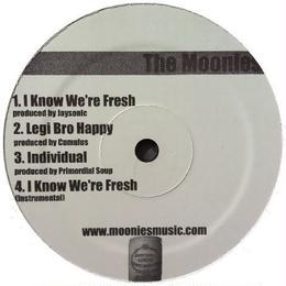 Moonies, The - Dundee Orange Marmarade EP
