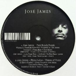 Jose James - Park Bench People