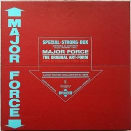 Major Force The Original Art-Form Special Strong Box
