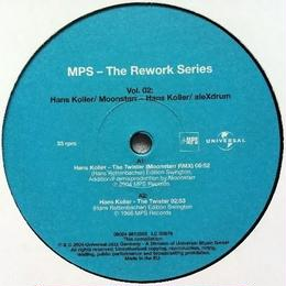 Hans Koller - MPS The Rework Series Vol.02