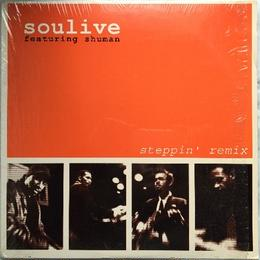 Soulive Featuring Shuman – Steppin' (Remix)