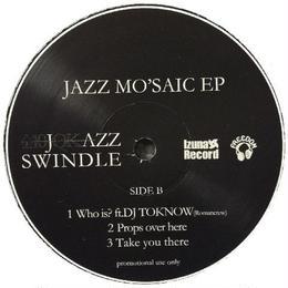 Jazz Swindle - Jazz Mo'saic EP
