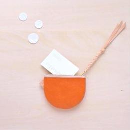 suzumeno pouch (orange)