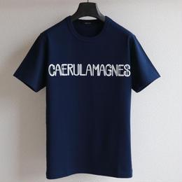 ロゴTシャツ 〈 CAERULAMAGNES 〉NV