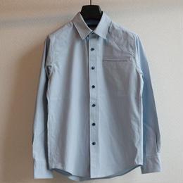 高密度馬布 ショルダーキリカエシャツ B