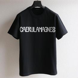 ロゴTシャツ 〈 CAERULAMAGNES 〉 BL