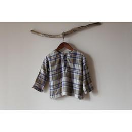 ファーマーズシャツ(オリーブカーキ) 100/120