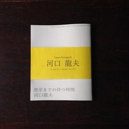 河口龍夫 展覧会カタログ