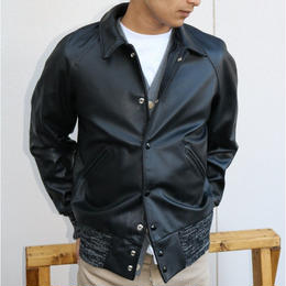 【 SKOOKUM 】 ALL LEATHER AWARD JACKET