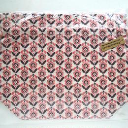 リバティトラベル巾着 ベイオール ピンク