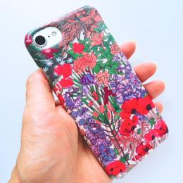 iPhone7ケース/アリスズガーデン