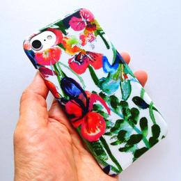 iPhone7ケース/ハンプトンウエディング・ホワイト