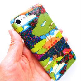 iPhone7ケース/オクスフォード