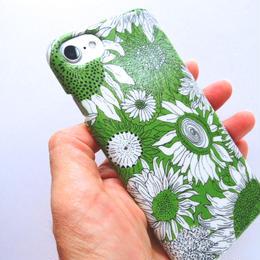 iPhone7ケース/スモールサス・グリーン