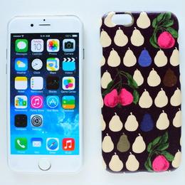 iPhone6/6sケース/リバティ・ジャック&チャーリー・パープル(お客様レビューあり)