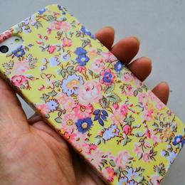 iPhoneSE/5sケース/テータム・イエロー