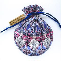 リバティキャンディ巾着・アイアンシ・パープル