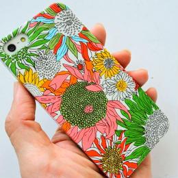 iPhoneSE/5sケース/リバティ・スモールスザンナ