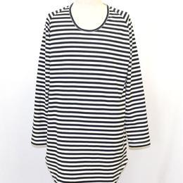 amc ロングボーダーTシャツ 3色(¥6900