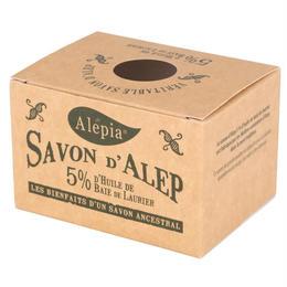 ALEPIA(アレピア) オリーブ&ローレルソープ ローレル5%
