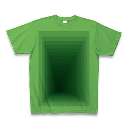 Perspective(キウィ)Tシャツ ブライトグリーン