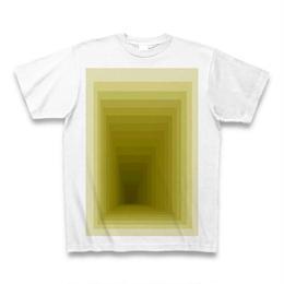 Tシャツ  Perspective(ワサビ)ホワイト