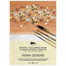 PEPIN 大人のぬり絵(インディアンデザイン) 16枚セット