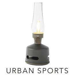 LED ランタンスピーカー URBAN SPORTS (ダークブラウン色) FLS-1702- DB