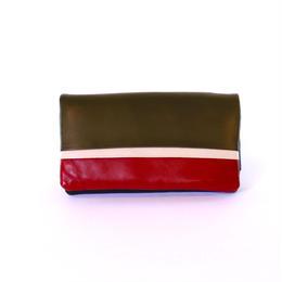 Long Wallet [Ethiopian Rose]