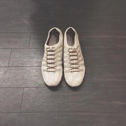 used brown sneaker