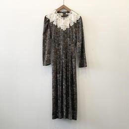 used paisley dress