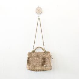used basket bag